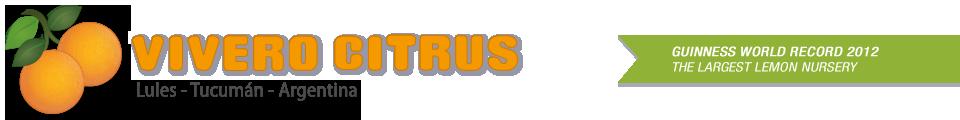 Vivero Citrus – Tucumán
